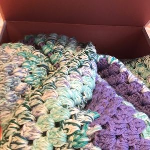 Accessories - Lap blanket/ Afghan/toddler blanket